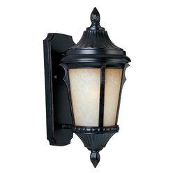 Maxim Lighting - Maxim Lighting 86013LTES Espresso Odessa EE 1 Light Outdoor Wall Sconce - Product