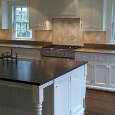 Traditional  by Toby Leary Fine Woodworking Inc.