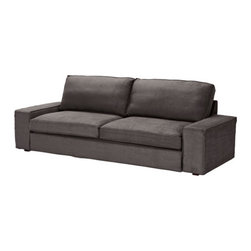 Ola Wihlborg - KIVIK Sofa bed - Sofa bed, Tullinge gray-brown