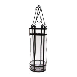 Silk Plants Direct - Silk Plants Direct Iron Hanging Lantern (Pack of 1) - Pack of 1. Silk Plants Direct specializes in manufacturing, design and supply of the most life-like, premium quality artificial plants, trees, flowers, arrangements, topiaries and containers for home, office and commercial use. Our Iron Hanging Lantern includes the following: