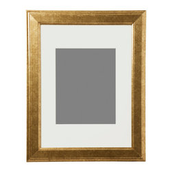 Virserum Frame, Gold Color - Here's a gold frame at a price that can't be beat. I'd use this to display a holiday menu and then move it to the bedroom to create a stylish gallery wall.