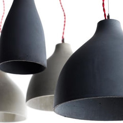 modern pendant lighting by benjaminhubert.co.uk