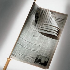 modern magazine racks by AllModern