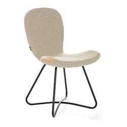 Artifort - Artifort   Patch 01 Chair, Sled Base - Design by Jacco Bregonje, 2013.