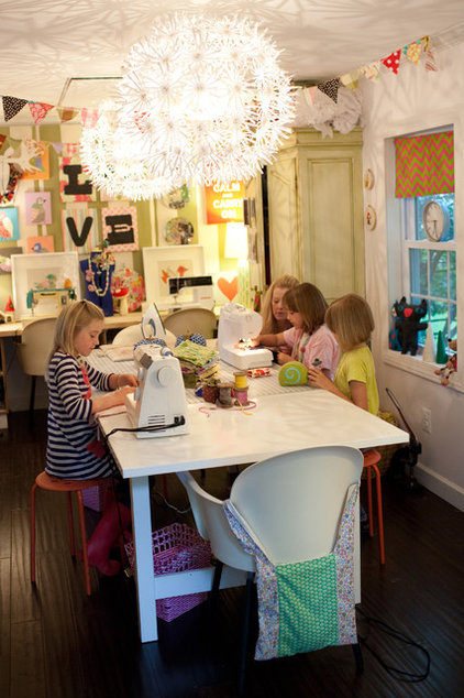 Eclectic  My Houzz: Craftiness and Color in Warrenton
