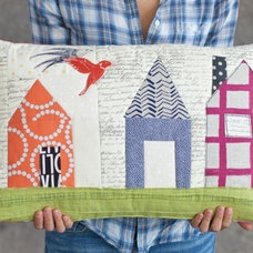 Eclectic Pillows by SUCH Designs