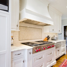 Traditional Kitchen Cabinetry by WoodArt Fine Cabinetry