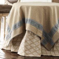 Farmhouse Tablecloths by Ballard Designs