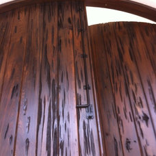 Traditional Entry by General Hardwoods & Millwork, Inc.