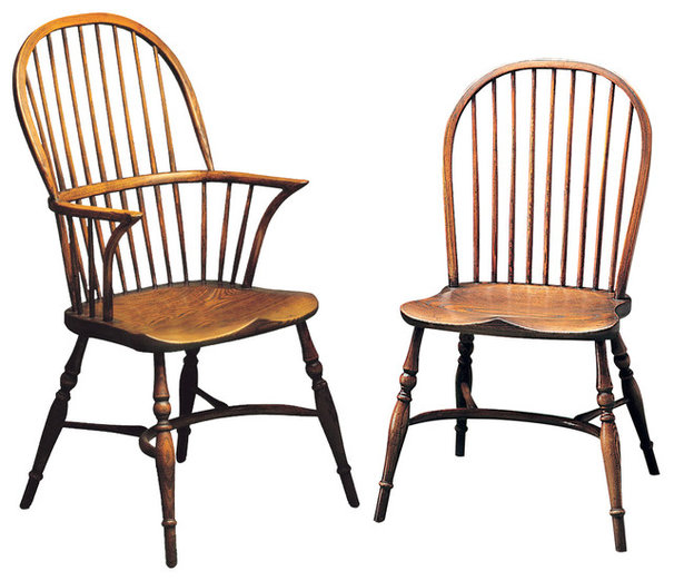 Traditional Dining Chairs by The Chairmen