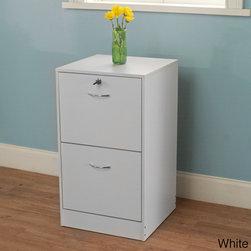 Simple Living Wilson 2-drawer Filing Cabinet -