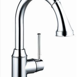 Hansgrohe - Hansgrohe 4216920 Talis Kitchen Faucet - Talis C Prep Faucet