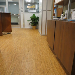 Line Art Natural Floating Cork Flooring - • Warranty: 15 Year Structural and Surface