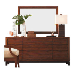 Tommy Bahama Home - Tommy Bahama Home Ocean Club Oceania Dresser - Tommy Bahama Home - Dressers - 010536233