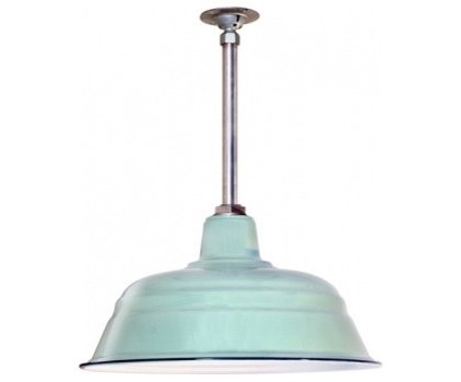 modern pendant lighting by Barn Light Electric Company
