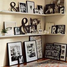 Diary of a Copycat: Art Ledges....