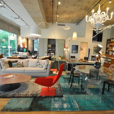 Urbanspace Interiors Showroom -