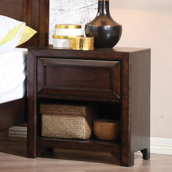 Coaster - Jerico Night Stand - Jerico Night Stand