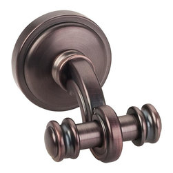 Jeffrey Alexander - Talara Transitional Robe Hook - Locksolid leveling system. Fast and easy installation