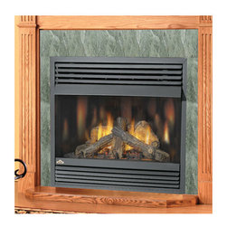 WOLF STEEL LTD (NON-CORE) - GVF42N Napoleon Vent-Free Gas Fireplace, Natural Gas - GVF42N Napoleon Vent-Free Gas Fireplace, Natural Gas