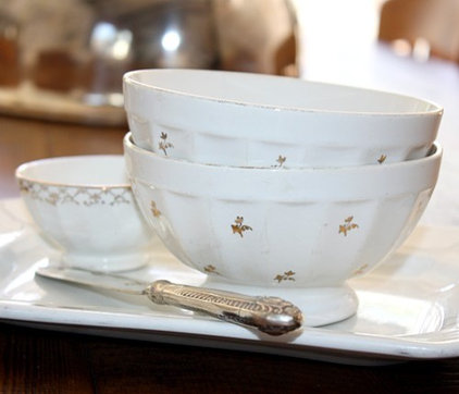 Traditional Serveware by French Garden House