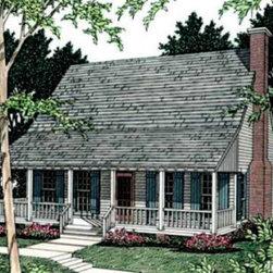 House Plan 406-153 -