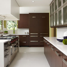Contemporary Kitchen by Cercan Tile