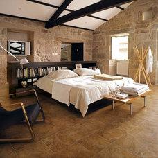 Contemporary Bedroom by Arizona Tile