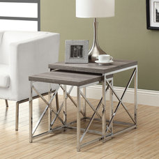 Contemporary Side Tables And End Tables by Overstock.com