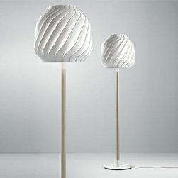 Fabbian - Fabbian | Ray LED Floor Lamp - Design by Lagranja Design.