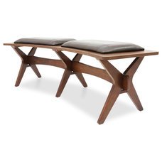 Transitional Dining Benches by bryght.com