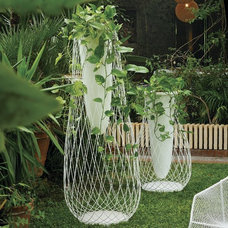 Outdoor Pots And Planters by Home Infatuation