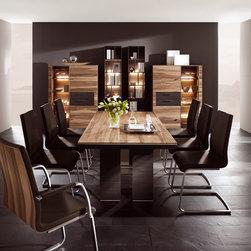 Cando Dining Table Hartmann - CANDO DINING TABLE
