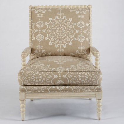 Traditional Armchairs And Accent Chairs by Ethan Allen