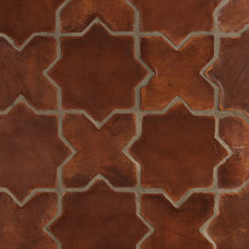 Mediterranean Floor Tiles by Exquisite Ceramics