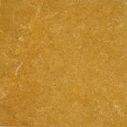 """Gold Marble Polished Floor Tiles 12"""" x 12"""" - Lot of 10 Tiles - Inca Gold Polished Finish 12"""" x 12"""" Solid Floor Tile. This beautiful Marble tile features a smooth, high-sheen finish and a random variation in tone to help add style to your decor along with your bathroom vanity. Designed for floor, wall and countertop use, this marble tile is marginally skid resistant to suit your needs. Simply gorgeous tile."""