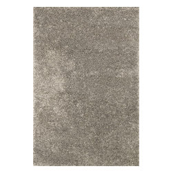 """Loloi Rugs - Loloi Rugs Selma Shag Collection, Champagne, 5'x7'-6"""" - The foundation to a well designed and comfortable room starts with Selma Shag. From India, each rug is hand woven of 100% polyester fabrics that come in rich, eye-catching colors. Best of all is the texture - the polyester fabrics are ruffled with small but impactful ridges in each piece, creating an intriguing look and feel that makes our Selma Shag a stylish statement in any room."""