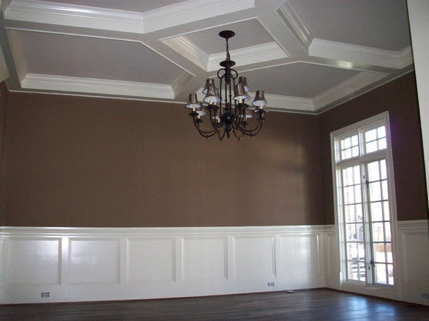 Traditional  by Hickman Construction Company, Inc.