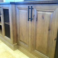 Traditional Kitchen Cabinets by Michelle Yaworski – Gem Cabinets Ltd
