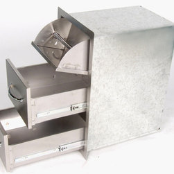 Sunstone Grills -   FLUSH DRAWERS & PAPER HOLDER COMBO - Quick Overview