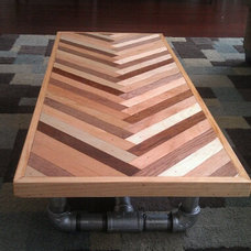 Contemporary Coffee Tables by Etsy