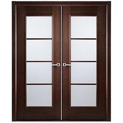 Modern Lux French Doors - Modern Interior Doors / Contemporary Interior Doors