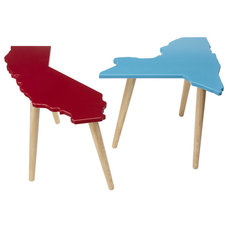 Eclectic Side Tables And End Tables by UncommonGoods