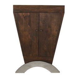 Native Trails - Native Trails Yanama Vanity in Antique - *Forest Stewardship Council certified cherry wood