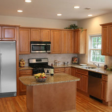 Traditional Kitchen Cabinets by Superb Kitchens & Baths