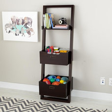modern bookcases cabinets and computer armoires by The Land of Nod