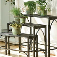 Contemporary Indoor Pots And Planters by Gardener's Supply Company