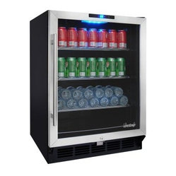 Vinotemp VT-BC58SB10 58 Bottle Beverage Cooler
