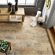 Traditional Floor Tiles by tileliving