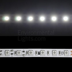 EnvironmentalLights - NW 5050 Single Row CC LED Strip Light 60/m 12mm wide Foot - Sold by the 6 meter reel, foot and sample kit.